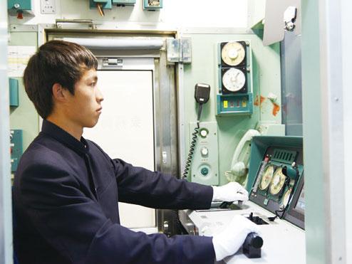 鉄道実習室(シミュレータ)